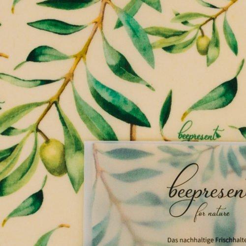 beepresent_bienenwachstuch_olive_detail